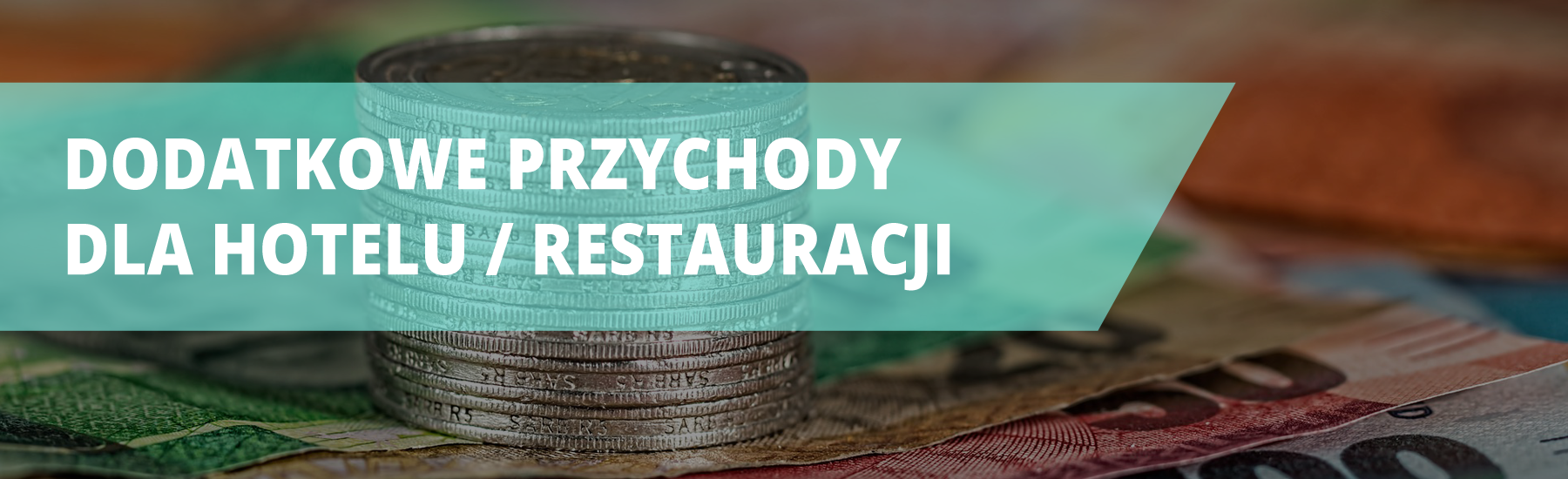 dodatkowe przychody dla hotelu i restauracji