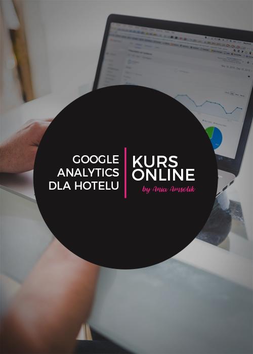 Google Analytics dla Hotelu